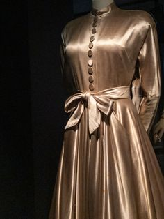 Sensory overload from my love of textiles and embellishments!!  @FITinNYC #ParisCapitalofFashion #MuseumatFIT #FashionExhibition #FashionExhibit #FashionHistory #DressHistory #BuyLess #AppreciateMore Sensory Overload, Fashion History, Exhibit, New Dress, Embellishments, Textiles, Nyc, Paris, Formal Dresses