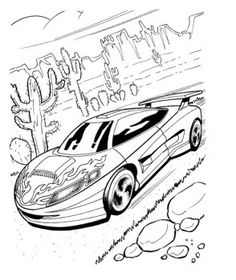 Top 25 Free Printable Hot Wheels Coloring Pages Online Wheels