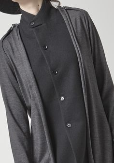 Yohji Yamamoto | AUTUMN / WINTER 2014-2015 NOIR PARIS COLLECTION