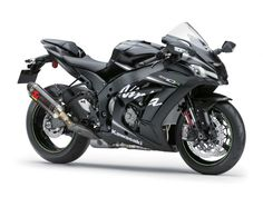 Kawasaki ZX-10R Winter Edition avant droit
