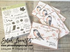 Colourful Seasons meets Best Birds #stampinup