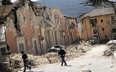 Italian scientists cleared of failing to predict L'Aquila ...