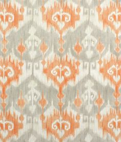 Richloom Marlena Orange Fabric $11.10 per yard (1 to 9 yards) Buy 10 or more, pay $10.85 per yard Buy 25 or more, pay $10.25 per yard Buy 50 or more, pay $9.70 per yard Max. Continuous Length: 50 yards