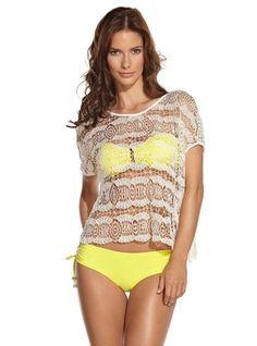 OndadeMar - Cover Up Bluse for beach days!