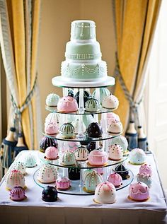 Real Brides' wedding cakes | Plan Your Perfect Wedding | Wedding dresses, planning tips, and the best real-life wedding inspiration