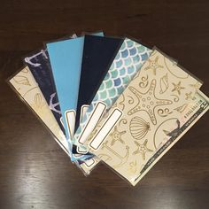 Excited to share this item from my #etsy shop: Laminated Cash Envelopes- Weekly Special  #limitededition #cashenvelopes #budgeting #debtfree