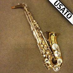 Sax Grassi Wonderful Usato Sassofono alto I.M Grassi Wonderful usato del 1980. Made in Italy.
