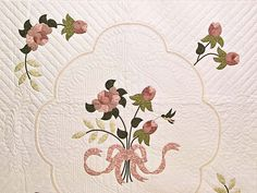 Dusty Rose Lancaster Treasures Quilt Photo 3
