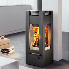 Austroflamm TRIA contemporary stove