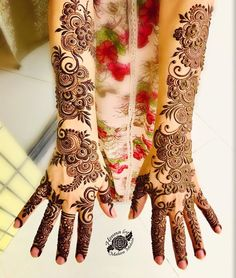 Beautiful and Easy Mehndi Design Collection, Heena and Arabic Mehndi Design - Fashion Rose Mehndi Designs, Khafif Mehndi Design, Henna Designs Feet, Finger Henna Designs, Mehndi Designs For Girls, Modern Mehndi Designs, Dulhan Mehndi Designs, Mehndi Designs For Fingers, Mehndi Design Photos