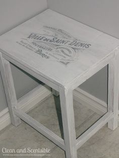 Easy Wax Paper Transfer Easy Wax Paper Transfer Adding a stylish transfer to wood furniture is a simply way to update or refresh your home's decor. Retro Furniture, Furniture Projects, Wood Projects, Painted Furniture, Diy Furniture, Painted Wood, Furniture Stores, Furniture Cleaning, Furniture Outlet