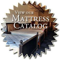 Mattress Catalog found on www.dallasdiscountmattress.com