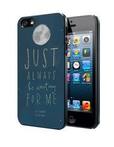 Peter Pan Quotes iPhone 4 4S 5 5S 5C Case