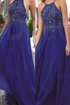 Royal blue prom dresses, beaded prom dress, sexy prom dresses, cheap prom dresses, 2015 prom dresses, sexy prom dresses, dresses for prom, CM643