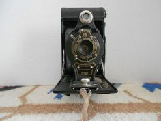 Mid 1920's Kodak Brownie No 2, too kewl!
