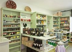 My store in VIMAgourmet Deli Shop, Paros Island, Liquor Cabinet, Greece, Store, Food, Home Decor, Greece Country, Decoration Home