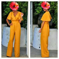 Oh my look book! Party Fashion, Girl Fashion, Fashion Looks, Fashion Outfits, Derby Outfits, Fiesta Outfit, Look Formal, Wedding Guest Looks, Yellow Fashion