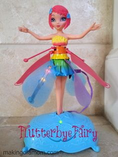 Flutterbye Fairy – A Hot Holiday Toy #ChosenByKids #ad