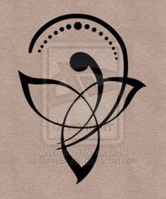 Pagan Tattoos on Celtic Symbol Mot Mère enfant  Pagan Tattoo Symbols Statistics