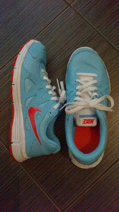 My first running shoes :)))