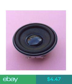 Home Speakers & Subwoofers 2Pcs 50Mm 3Ohm 3W Full Range Audio Speaker Loudspeaker For Bluetooth Horn Ws #ebay #Electronics