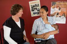 Baby-friendly hospitals boost breastfeeding in New Zealand