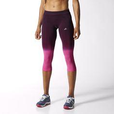 adidas women's three-quarter tights
