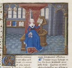 « Livre de la Cité des dames » [de CHRISTINE DE PISAN ] Auteur : Christine de Pisan (1363?-1431?). Auteur du texte Date d'édition : 1401-1500 Type : manuscrit
