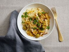 Crockpot Moroccan Chicken