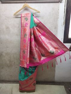women's Green Soft Silk saree with Blouse Piece gnp006356 Ladies Wear, Women Wear, Wedding Dress Chiffon, Soft Silk Sarees, Banarasi Sarees, Women's Fashion Dresses, India, Blouse, Green