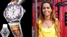 Hublot en colaboración con la artista Panmela Castro lanza un nuevo Classic Fusion   Relojes de Lujo - El Portal de Relojería - Catalogo de Reloj