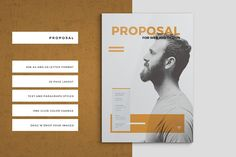 Proposal by Egotype on @creativemarket