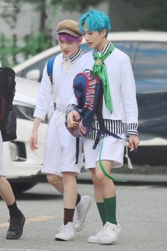 Chenle and Jisung #NCTDREAM