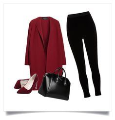 """""""Untitled #2"""" by fahmaiar on Polyvore featuring River Island, Lafayette 148 New York and Givenchy"""