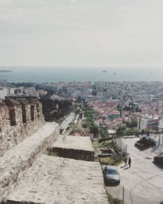 Thessaloniki is the second biggest city in Greece and sits on top of thousands of years of history from the Ottomans to the Byzantines and all the way back to the Macedonian Empire and is in fact n… Backpacking Europe, Europe Travel Tips, Travel Goals, European Travel, Travel Guides, Places To Travel, Euro Travel, Places To Go, Budget Travel