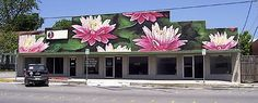 Retail | Central Texas Murals by Rory Skagen