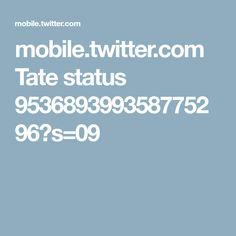 mobile.twitter.com Tate status 953689399358775296?s=09