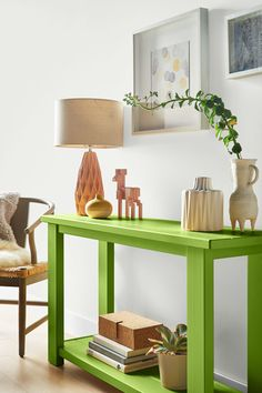 Revamp With Greenery - How To Use Pantone's 2017 Color Of The Year In Your Home - Photos