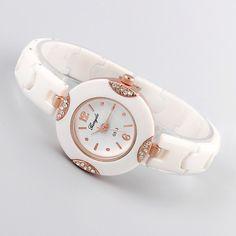 Aliexpress.com: Compre Gevyda mulheres vestido relógio Pin fivela mulheres de pulso fino branco de confiança Fashion Watches fornecedores em Coo Trade Co. Ltd.