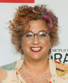 OITNB Creator Jenji Kohan, who also created the show Weeds with Mary Louise Parker as Nancy Botwin. Also a GREAT show.