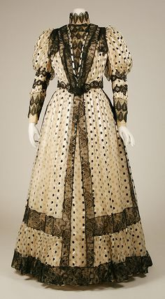 House of Rouff (French, founded 1929)  Date: 1905–7 Culture: French Medium: silk