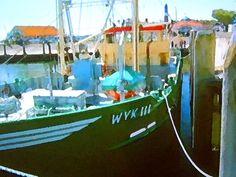 'Nordfriesischer Heimathafen' von Dirk h. Wendt bei artflakes.com als Poster oder Kunstdruck $18.03