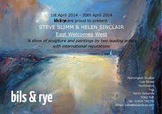 April 2014 Exhibition Brochure