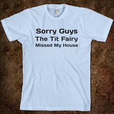 The Tit Fairy