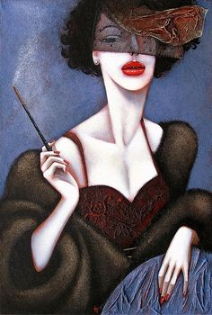 Paintings by Ira Tsantekidou   Showcase of Art