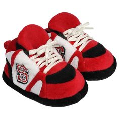 NCAA : North Carolina State Wolfpack Baby Slippers