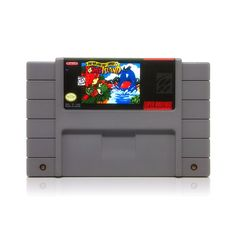 Super Mario World Yoshi's Island SNES Super Nintendo game, includes cartridge only. Cleaned, tested and comes with a FREE cart protector! Super Nintendo Console, Super Nintendo Games, Nintendo Wii, Playstation Wii, Evil Minions, Challenge Games, Quick Thinking, Video Game Collection, Super Mario World