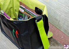 Nähanleitung - Messenger Bag