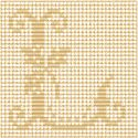 10373 Crochet monogram letters embroidery