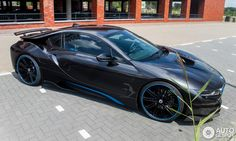 Spotted: BMW i8 by AC Schnitzer